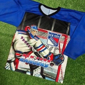 Other - Vintage New York Rangers jersey